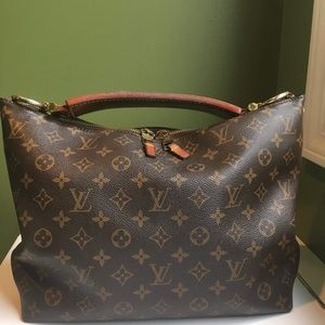 Louis Vuitton Sully PM Monogram